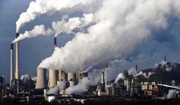 không khí bị ô nhiễm