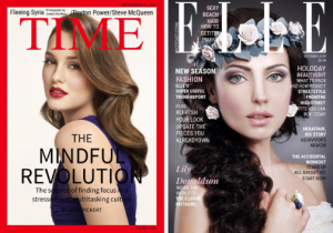 Những tạp chí làm đẹp phổ biến hiện nay.