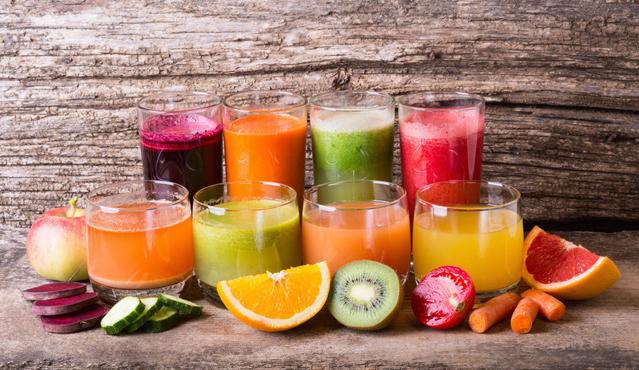 Sinh tố, nước ép là thức uống giàu dinh dưỡng, chăm sóc da luôn khỏe mạnh