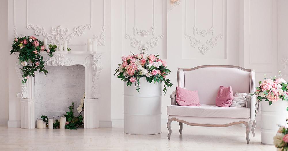 Tại sao cần trang trí hoa trong nhà?