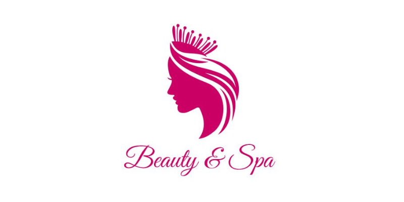 logo thiết kế app spa