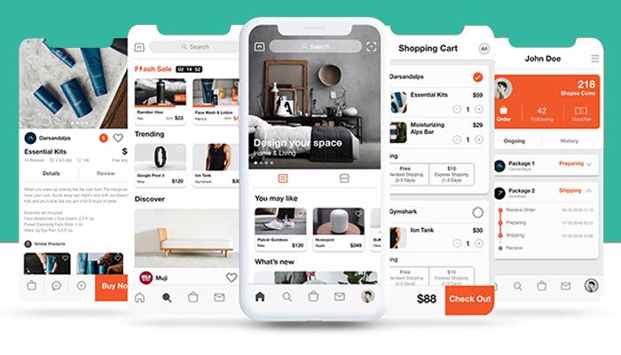 Khái niệm app bán hàng online