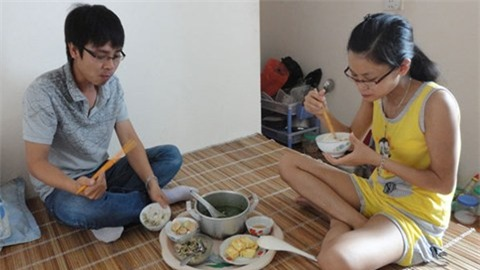 9x sống thoáng: Gái sẵn sàng thuê nhà cùng trai