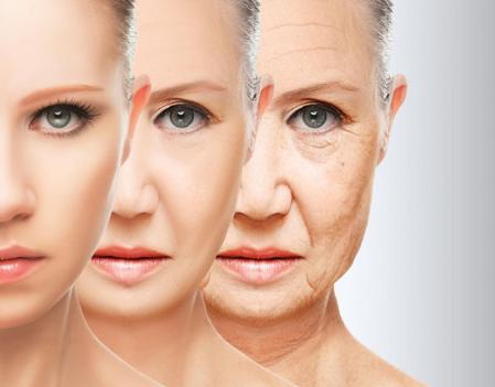 Phụ nữ cần chú ý đến vấn đề chống lão hóa.