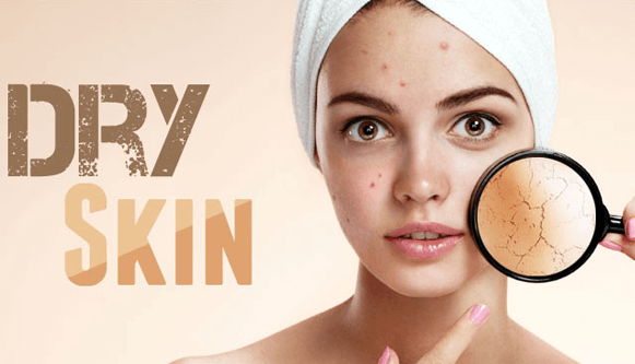 Chăm sóc da khô để có làn da mịn màng hơn.