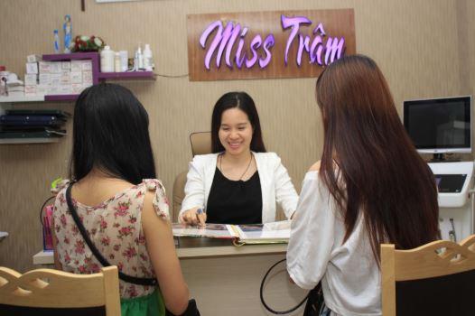 Miss Tram.