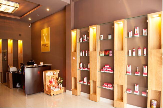 Spa Galaxy cũng là cái tên nổi bật trong ngành spa làm đẹp.