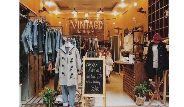 Kinh doanh thời trang cổ