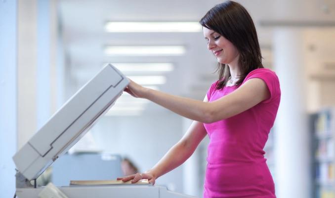 Phụ nữ mang thai sử dụng máy photocopy có an toàn không?