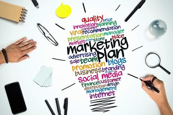 Thiết lập marketing bài bản là một phương pháp tăng doanh thu spa hiệu quả