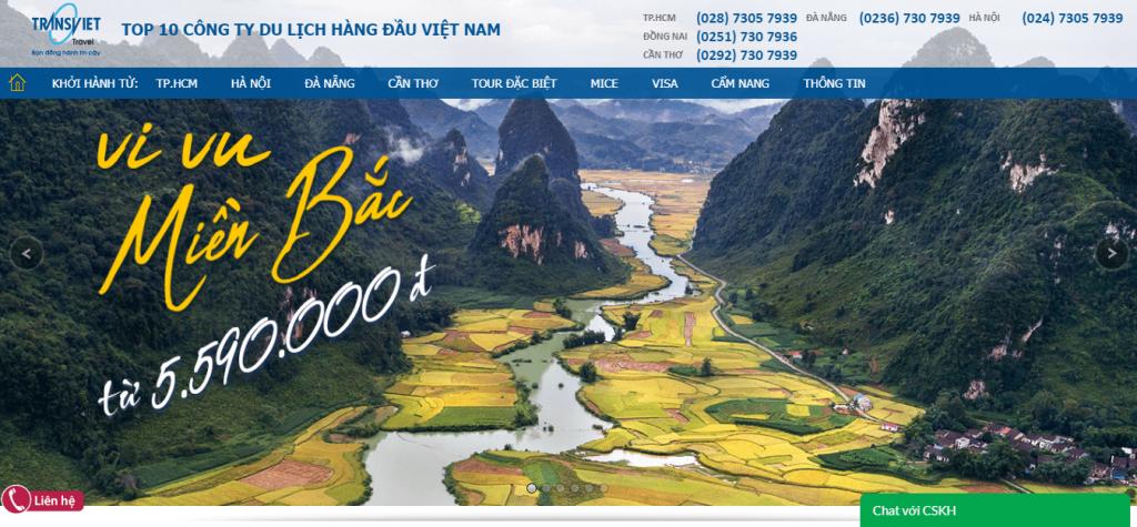 Trans Viet Travel