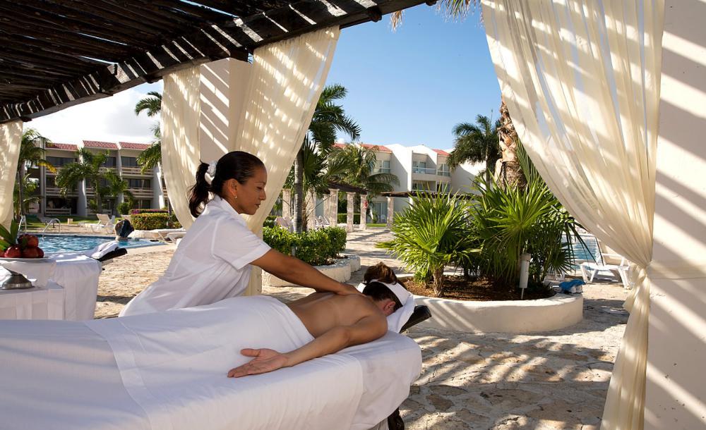 Dịch vụ spa Massage thư giãn trong kinh doanh khách sạn