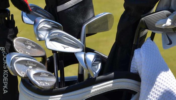 Các loại gậy đánh golf thông dụng